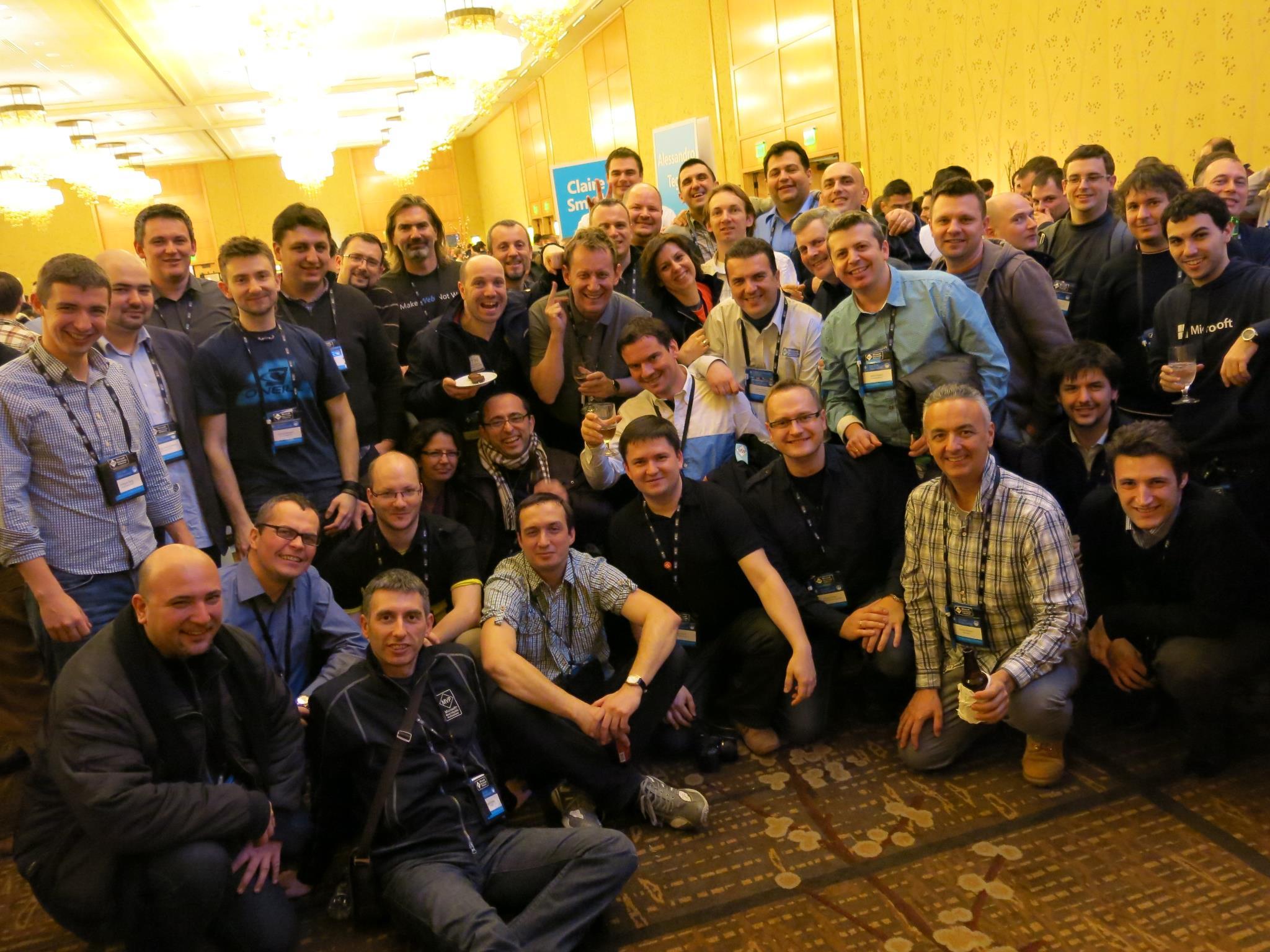 MVP Summit 2013