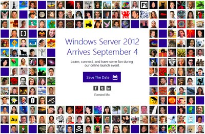 Windows Server Launch